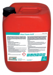 MaxiFoam acid