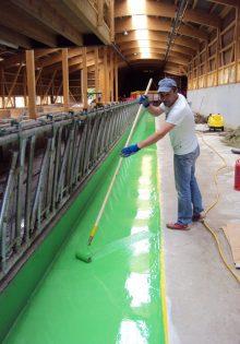 Futtertisch grün2
